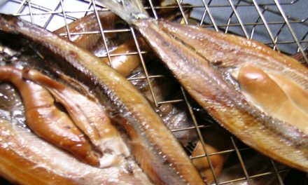 Mild Cured, Bradley Smoked Kippers with Roes
