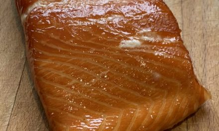 P10 Hot Smoked Salmon